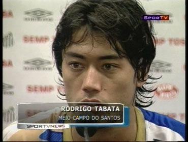 ブラジルの「ロドリゴ・タバタ」...